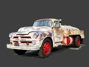 Vintage Truck II by Emily Kalina