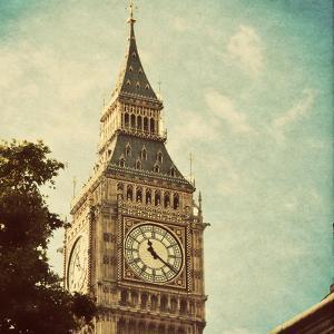 London Sights I by Emily Navas