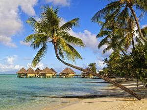 Intercontinental Moana Beach Bora Bora Bungalows by Emily Riddell
