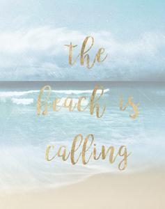 The Beach is Calling by Emily Robinson