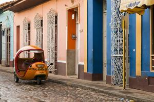 Caribbean, Cuba, Trinidad. Spanish Colonial Architecture by Emily Wilson
