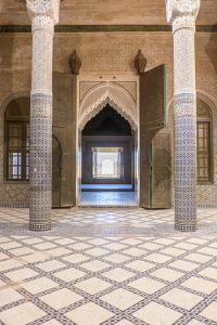 Morocco, Agdz, the Kasbah of Telouet by Emily Wilson