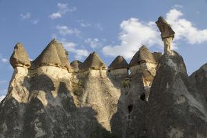 Turkey, Cappadocia Is a Historical Region in Central Anatolia. Fairy Chimneys by Emily Wilson