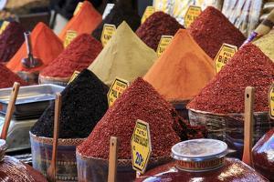 Turkey, Istanbul. Spice Bazaar. by Emily Wilson