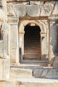 Turkey, Izmir, Selcuk, ancient city Ephesus. Odeon. by Emily Wilson
