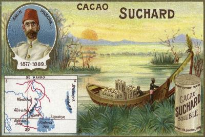 Emin Pasha, German Explorer and Governor of the Egyptian Province of Equatoria--Giclee Print