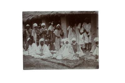 Emir of Ilorin, Nigeria, 1925-C. Pilkington-Giclee Print