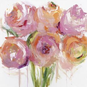 Pink Peonies by Emma Bell