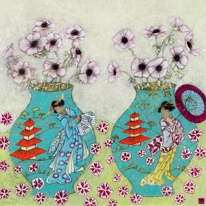 Heavenly Anemones by Emma Forrester
