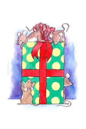 Christmouse Present