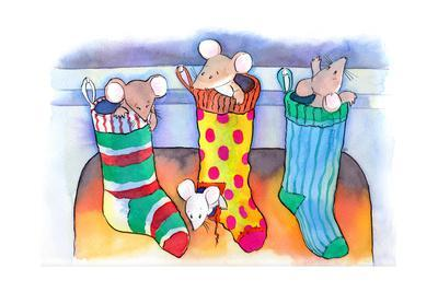 Christmouse Stockings