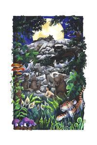The Jungle Book by Emma Graham