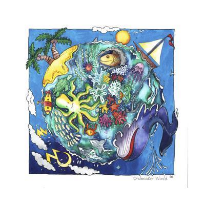 Underwater World by Emma Graham