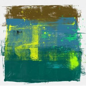 Abstract Color Mix Study III by Emma Moore