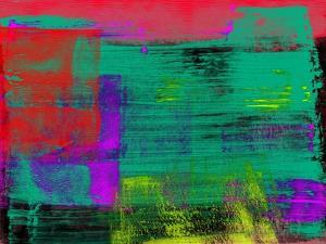 Abstract Color Study III by Emma Moore