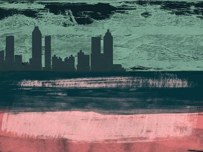 Atlanta Abstract Skyline I