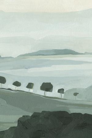 Blue Ridge Fog I by Emma Scarvey