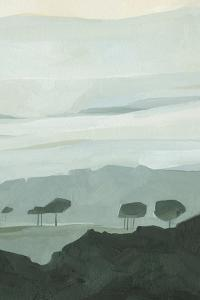 Blue Ridge Fog II by Emma Scarvey