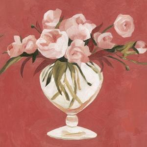 Bright Blooms II by Emma Scarvey