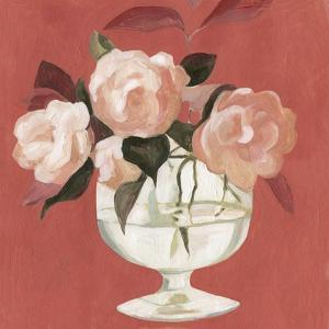 Bright Blooms III by Emma Scarvey