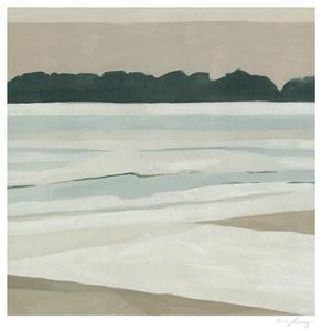 Coastal Lines IV by Emma Scarvey
