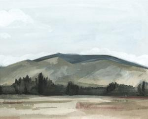 Farmhouse View II by Emma Scarvey