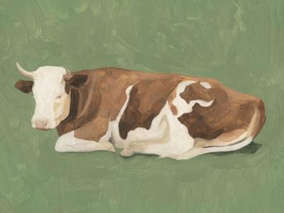 How Now Brown Cow I by Emma Scarvey