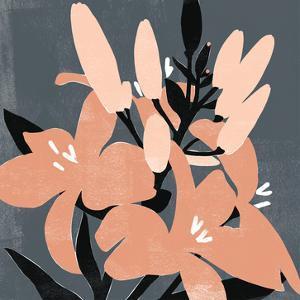 Mod Lilies II by Emma Scarvey