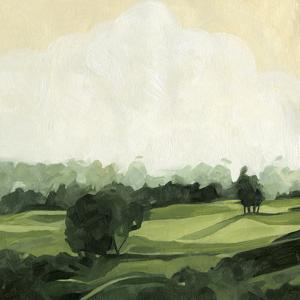 Olive Afternoon I by Emma Scarvey