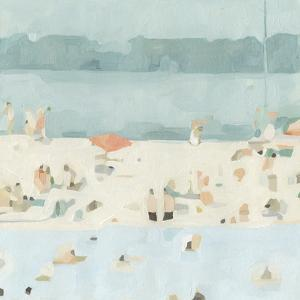 Sea Glass Sandbar II by Emma Scarvey