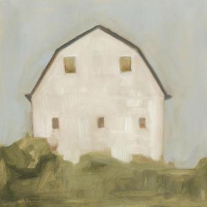 Serene Barn III by Emma Scarvey