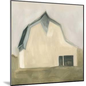 Serene Barn IV by Emma Scarvey
