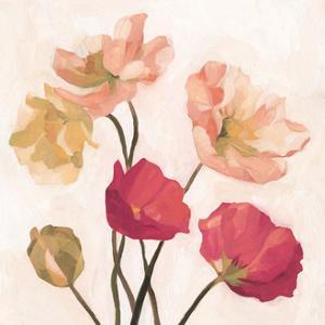 Summer Poppies I by Emma Scarvey