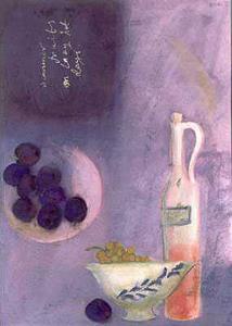 Summer Fruits by Emma Stanghon