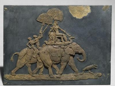 Cléopâtre aux éléphants