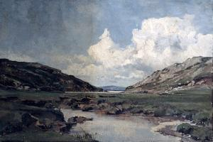 Saint-Anne-La-Palud, 1863 by Emmanuel Lansyer