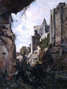 The Castle, 1882 by Emmanuel Lansyer