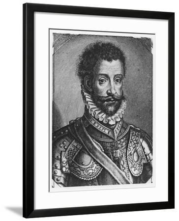 Emmanuel Philibert, Duke of Savoy--Framed Giclee Print