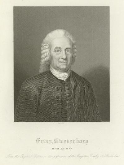 Emmanuel Swedenborg--Giclee Print