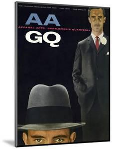 GQ Cover - September 1957 by Emme Gene Hall
