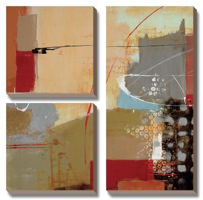 Emociones II-Nancy Villareal Santos-Canvas Art Set