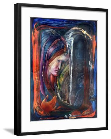 Emotion-Skarlett-Framed Giclee Print