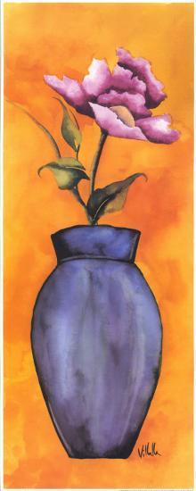 Emotional Vase I-Villalba-Art Print