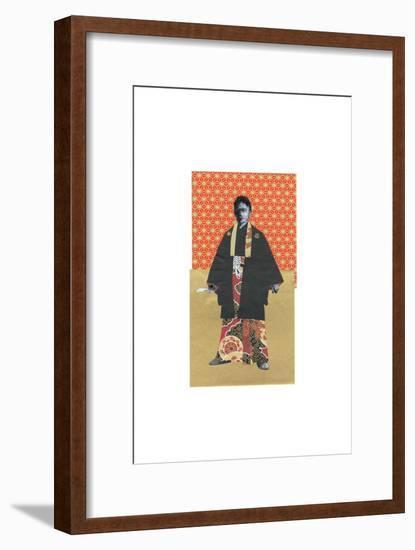 Emperor 2-PC Ngo-Framed Premium Giclee Print