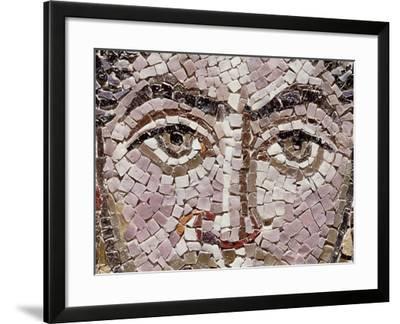 Emperor Justinian I--Framed Giclee Print