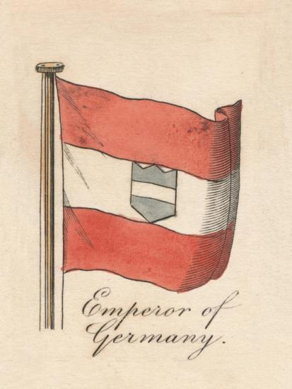 'Emperor of Germany', 1838-Unknown-Giclee Print