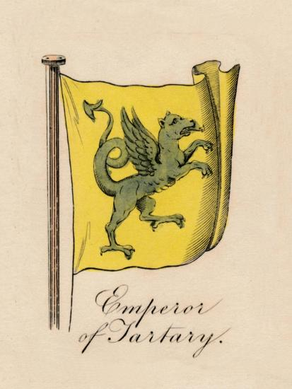 'Emperor of Tartary', 1838-Unknown-Giclee Print