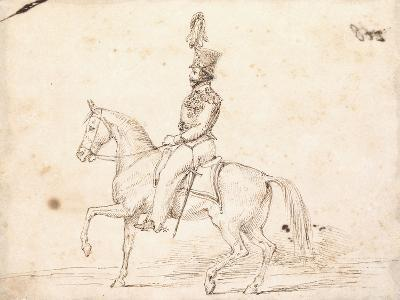Emperor Pedro 1St, C. 1825-6-Charles Landseer-Giclee Print
