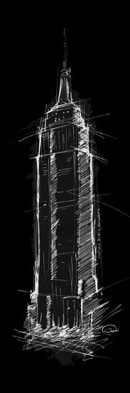 Empire Black-OnRei-Art Print