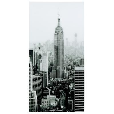 Empire - Free Floating Tempered Glass Wall Art